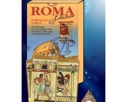 ROMA COLLECTION / ESTRUCAN TAROT