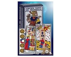 "ANCIEN TAROT DE MARSEILLE ""éditions Grimaud"""